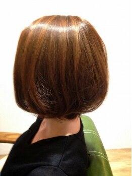 ヘアサロン ディア(Hairsalon DIA)の写真/バリエーション豊富なカラー剤から、お悩み・お好みに合わせてご提案♪頭皮に優しいオーガニックカラーも◎