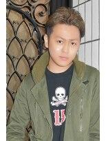 ヘアーサロン エール 原宿(hair salon ailes)(ailes 原宿)Style140 魅せるビジネスアウトサイド