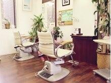 美容室 ペルル(Perle)の雰囲気(3席のアットホームサロン♪楽しいお喋りをしながら髪をキレイに)