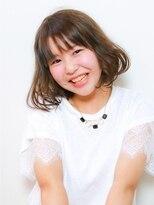 エトネ ヘアーサロン 仙台駅前(eTONe hair salon)【eTONe】隙ありナチュラルボブ