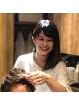 ゼル Hair Dressing zele 葛西店中澤 沙羅
