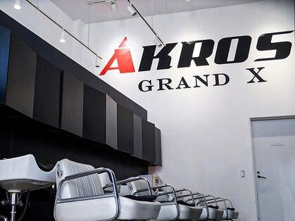アクロス グランド クロス(AKROS GRAND X)の写真