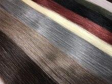 ヘアメイク フォックス 錦店(hair make FOX)の雰囲気(エクステはシールと編み込みがあります☆)