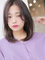 アグ ヘアー リーブル 高崎1号店(Agu hair livre)ワンカール小顔ミディ