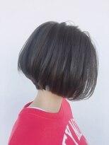 トゥジュール バイ ナチュラル(toujours by Natural)絶対古い髪型にならない!クラシカルボブ★【上杉ショート】