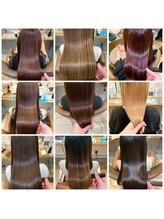 今話題の髪質改善(酸熱トリートメント)が人気急上昇中♪メディアでも取り上げられた感動の美髪体験!