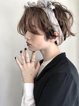 フランチェスカ(Francesca)の写真/[高持続性カット]で1cmまでこだわるカット技術は絶大な支持率!!理想の髪型も思いのまま♪キープ力も抜群◎