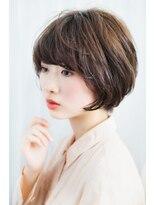 リル ヘアーデザイン(Rire hair design)【Rire-リル銀座-】小顔☆エレガントショートボブ
