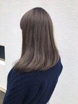 マイ ヘア デザイン(MY hair design)透明感アッシュグレージュ
