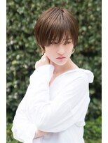 【HAVANA天神】大人かわいい☆小顔ハンサムショート×イルミナ