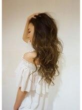 レヴェリーヘア(Reverie hair)プルエクステでモテヘアに変身♪