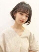 マグノリア オモテサンドウ(MAGNOLiA Omotesando)大人かわいいあなたも横顔美人に!大人のショートボブスタイル♪