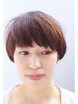 ニコ ヘアーアンドメイク(nico hair&make)[nico]マッシュショート