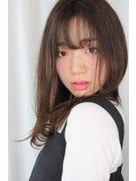 ジル ヘアデザイン ナンバ(JILL Hair Design NAMBA)【大人可愛い】ナチュラルストレートstyle☆