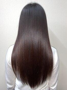 パチャールヘアー(PACAR HAIR)の写真/【髪質改善メニュー】TVでも話題!髪質でお悩みの方必見!パサつき・広がりを抑え、誰もが憧れる美髪を実現☆
