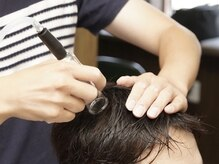 メンズヘア ホープ(Men's hair HOPE)の雰囲気(熊本で希少のエアスパ導入サロン♪)