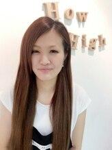 エクステンションズアンドウィッグ ハウハイ 宮崎店(Extensions&Wig How Higt)皆本 仁美
