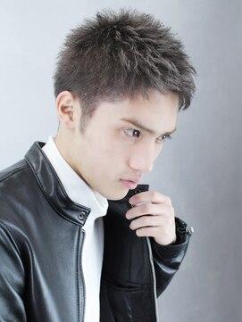 アルバム シンジュク(ALBUM SHINJUKU)ソフトツーブロックフェザーマッシュショートレイヤー_21750
