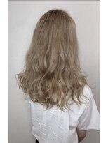 ソース ヘア アトリエ 京橋(Source hair atelier)【SOURCE】シアミルクティベージュ