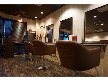 ラボ ヘアー(Lab Hair)の写真