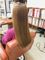 ヘアー コパイン(HAIR COPAIN)[熊本/中央区/上通り/並木坂] ツヤ髪