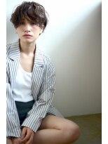 pure short×perm 【ハニーヘア】 02