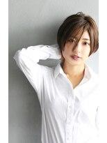 エヌ(N / 92co.)N/92.co 小顔ショート