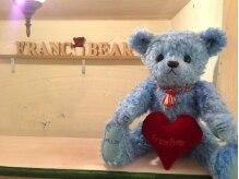 フランベアー(Franc Bear)の雰囲気(オリジナルベアー「ふらんく」みんなをお出迎え♪  )