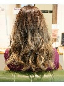 ローグヘアー 亀有店(Rogue HAIR)グラデーションカラー