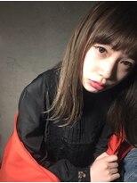 フェス カットアンドカラーズ(FESS cut&colors)サマーハイライト【福岡美容室FESS】