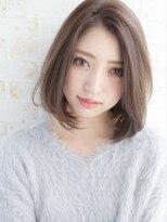 ショコラウメダ(Chocolat UMEDA)天使の輪のツヤ感★ダメージレス縮毛