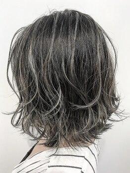 エデン メード(EDeN MAeD)の写真/顔も綺麗に見せるカットが◎実力派stylistが≪個性×トレンド≫であなたの一番似合うヘアスタイルに♪