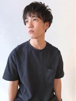 サヴァ ケヤキ(SAVA keyaki)の写真/髪の毛はもちろん、頭皮のお悩みもお気軽にご相談ください。あなたの「なりたい」と「似合う」を叶えます!