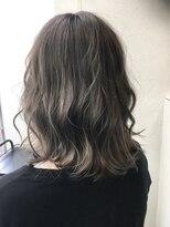 ヘアーアンドメイク ポッシュ 新宿店(HAIR&MAKE POSH)柔らかい質感のボブスタイル