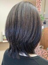 ヘアープラッツユウガ(Hair Platz 悠雅)ボブスタイル