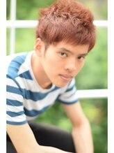 ヘアーサロンデフォーエバールークス(hairsalon de Forever Lux)#hairsalonde Forever#三代目風束感ショートルビーカラーbyLux