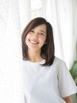 ティルコジェマオブボナ(TYLCO gemma of bona)艶美髪リラックスミディ