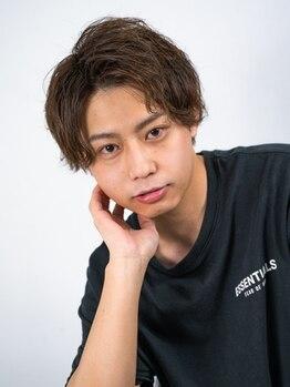 """ヒロギンザ 御茶ノ水店(HIRO GINZA)の写真/扱いやすくかっこいいヘアスタイルにチェンジ!""""形状記憶パーマ""""で毎日のスタイリングも簡単に☆"""