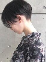 カイラ(KAILA)【KAILA】 高野 黒髪ベリーショートハンサム