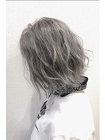 ソース ヘア アトリエ(Source hair atelier)【SOURCE】ホワイティアッシュ