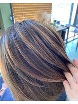 ロダ ヘアー(RODA hair)デザインカラー
