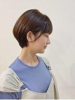 キアラ(Kchiara)【kchiara】小顔似合わせショート×耳かけ