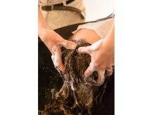 セカイバイソーゾーオモテサンドウ(cecai by sozo omotesando)の雰囲気(cecaiオリジナルシャンプーは髪質改善に特化されています。)