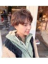 チカシツ(Chikashitsu)19ss short waves