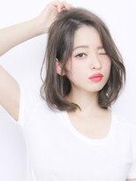 ヘアリゾート エーアイ 浅草橋店(hair resort Ai)ココアベージュカラーミディアム