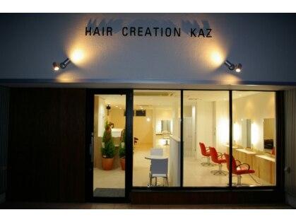 ヘアクリエイション カズ(HAIR CREATION KAZ)の写真