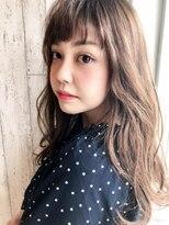 モウ ライフヘアー(MOW LIFE HAIR)MOW☆きらきらグレーパール