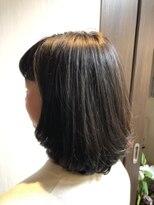 ブーン ヘアーメイク(Hair Make Boon)ミディアムヘア