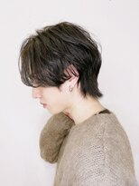マックスビューティーギンザ(MAXBEAUTY GINZA) 【センターパート】トレンドメンズカット