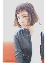 シーバイプリマ(Si by PRIMA)☆スポンテニアス☆ ボブstyle 【阪上拓馬】